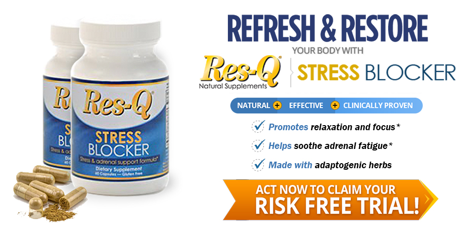 Try Stress Blocker for FREE