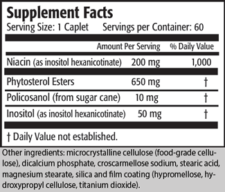 <p>Supplement Facts Tab (see label picture below for set up)</p>