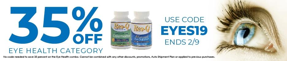 Eye Health Sale