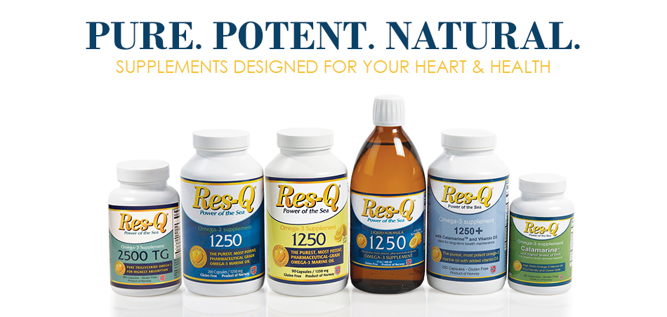 ALL NATURAL: The purest, most potent  omega-3 products. Shop now.