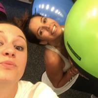 Bex Gym Selfie 2