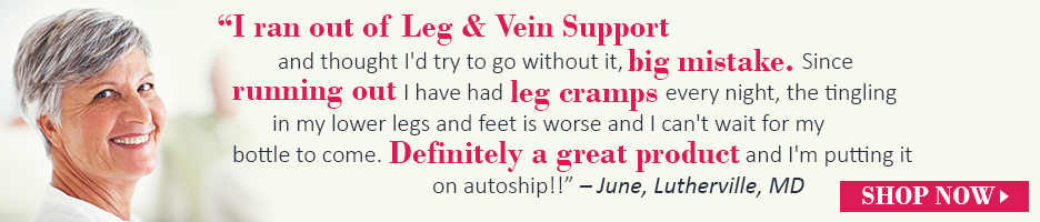 Shop Leg & Vein Support